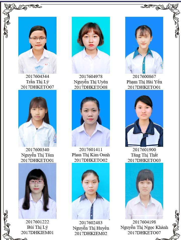 Vinh danh sinh viên đạt thành tích tốt trong học tập và rèn luyện Khóa 12-Học kỳ 1 năm học 2018-2019