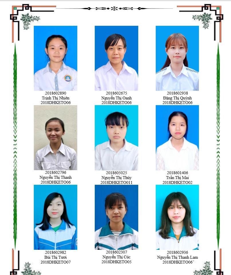 Vinh danh sinh viên đạt thành tích tốt trong học tập và rèn luyện Khóa 13-Học kỳ 1 năm học 2018-2019