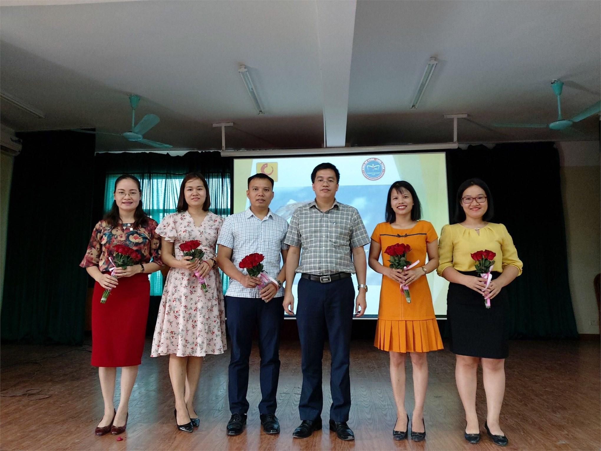 Tổng kết hoạt động nghiên cứu khoa học sinh viên năm học 2018-2019 và triển khai hoạt động nghiên cứu khoa học sinh viên năm học 2019-2020