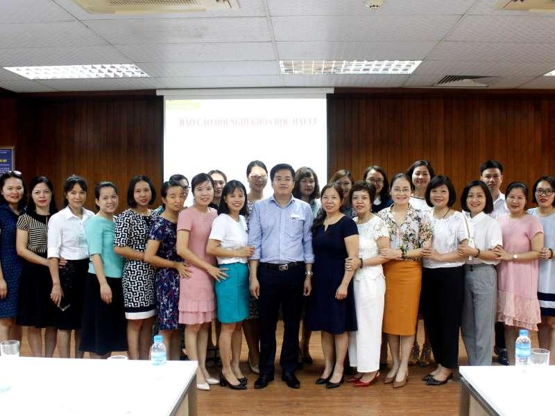 Hội nghị khoa học HaUI lần thứ 3