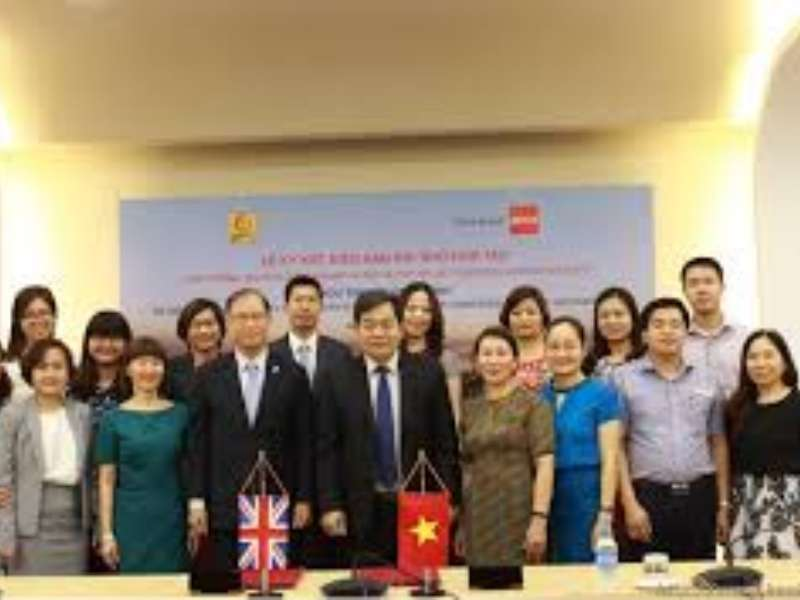 Hợp tác giữa trường Đại học Công nghiệp Hà Nội và Hiệp hội Kế toán công chứng Anh (ACCA)