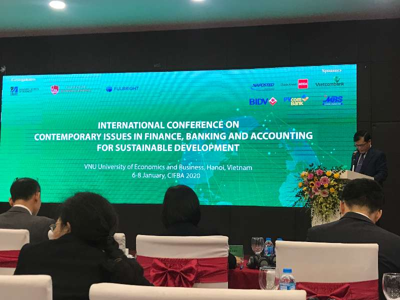 The International Conference on Contemporary Issues in Finance, Banking and Accounting for Sustainable Development, 2020