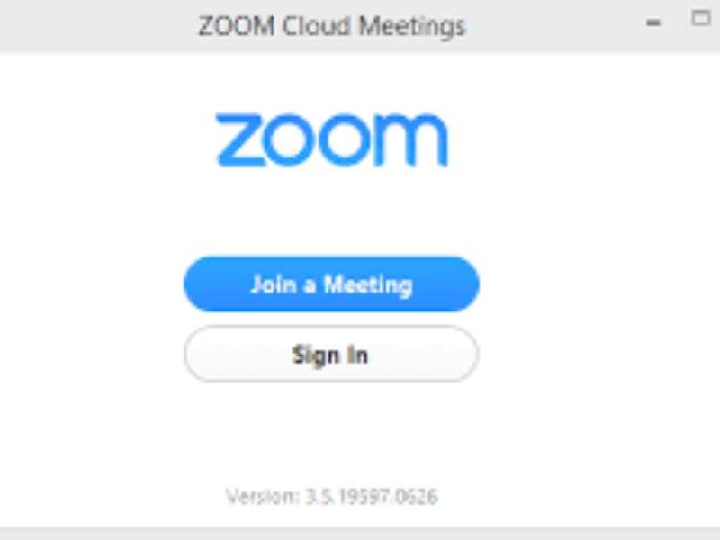 Triển khai giảng dạy trực tuyến bằng phần mềm Zoom