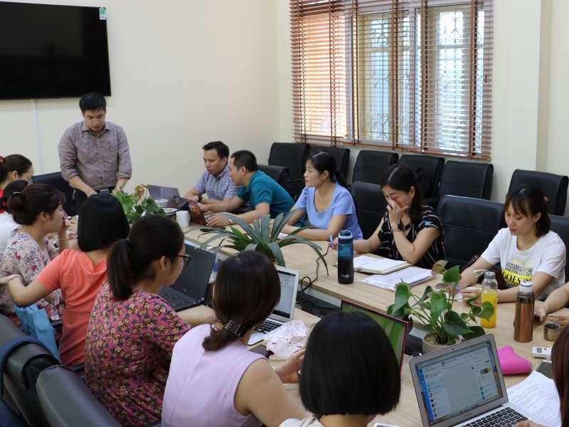 Tọa đàm xây dựng chương trình đào tạo ngành Phân tích dữ liệu kinh doanh