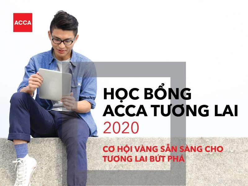 Học bổng ACCA tương lai cho sinh viên ngành Kế toán Kiểm toán-HaUI